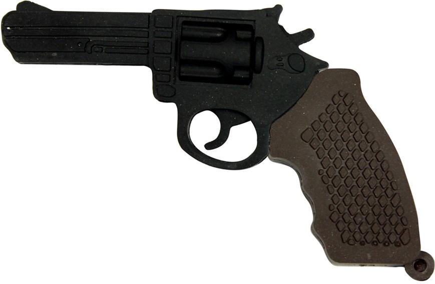 View Zeztee Revolver Shape 16 GB Pen Drive(Multicolor) Price Online(Zeztee)