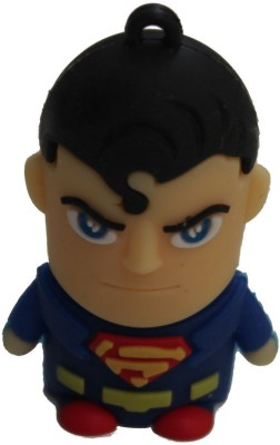 Quace Super Man 8 GB Pen Drive