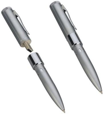 Microware Silver Pen 32 GB Pen Drive