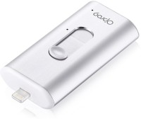 O'pro9 iSafeFile Mobile Ultra-High Speed for Iphone and Ipad 16 GB Pen Drive