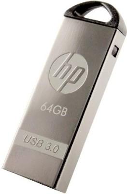 HP X720w 64 GB Pen Drive(Grey) at flipkart