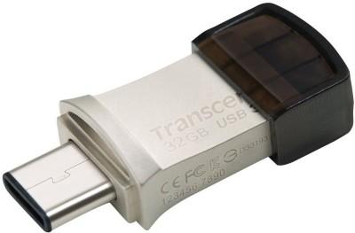 Transcend JetFlash 890S USB 3.1+Type-C 32 GB Pen Drive