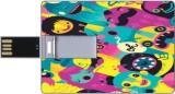 Printland Credit Card Shaped PC82576 8 G...