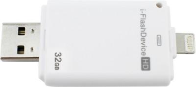 eGizmos iFlashDriveHD 32 GB Pen Drive