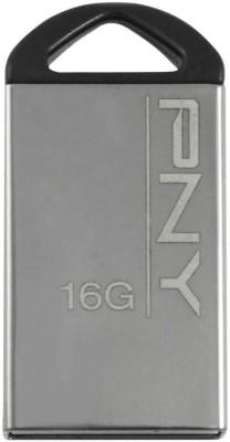 PNY USB Flash Mini M1 Attache with OTG Adapter 16 GB OTG Drive