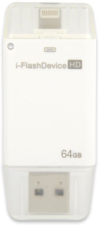 View YourDeal 64GB i Flash Drive USB OTG Memory Stick 64 GB Pen Drive(White)  Price Online