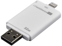 PUKKA FLASH DRIVE FOR SMARTPHONES 32 GB Pen Drive