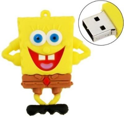Quace Sponge Bob 4 GB Pen Drive