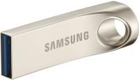 View SAMSUNG MUF-64BA/IN USB 3.0 64 GB Pen Drive(Silver) Price Online(SAMSUNG)