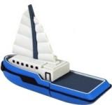 Microware Boat Yacht Ship Shape 16 GB Pe...