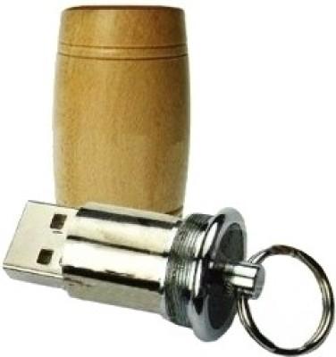 Microware Wine Drum Shape 8 GB Pen Drive