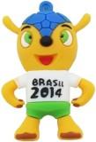 Microware Brasil 2014 Shape 8 GB Pen Dri...