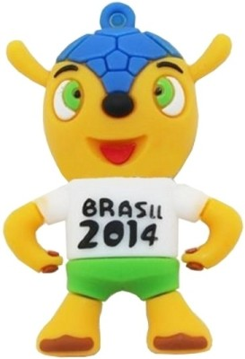 Microware Brasil 2014 Shape 16 GB Pen Drive