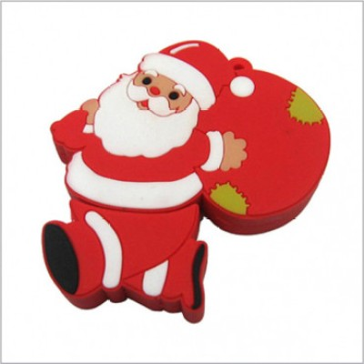 Smiledrive Santa Claus Shaped USB 16 GB Pen Drive
