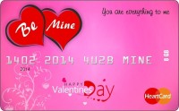 View ZBEL WOS327-Valentine Credit Card 8 GB Pen Drive  Price Online