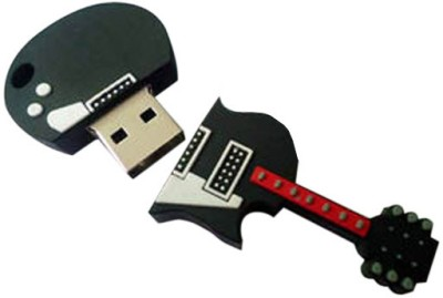 Smiledrive Guitar Shape 8 GB Pen Drive