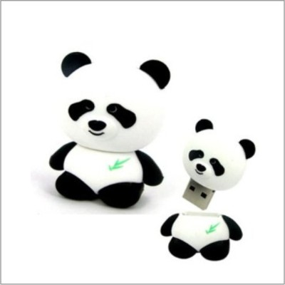 Smiledrive Cute Panda Shaped USB 16 GB Pen Drive