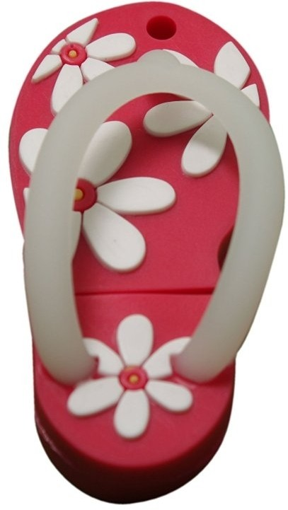 View The Fappy Store Slipper 32 GB Pen Drive(Pink) Price Online(The Fappy Store)
