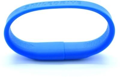 Smiledrive Super Fast USB 3.0 Wristband 16 GB Pen Drive