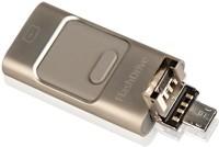 RoQ Primium series 3 in 1 Flash Drive Multifunctional 64 GB Pen Drive