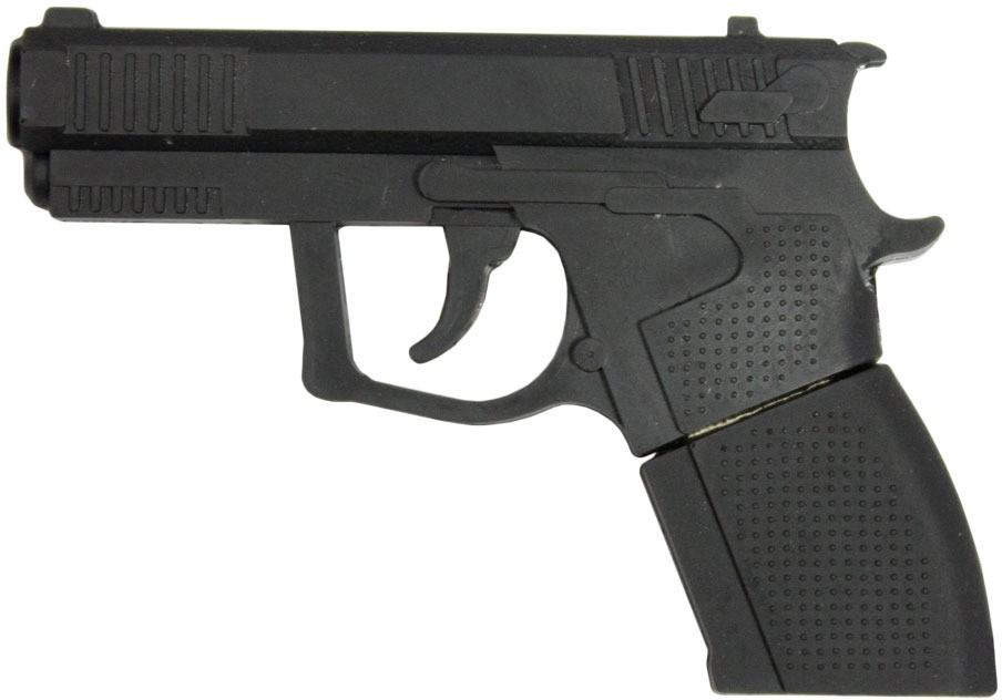 View Zeztee Gun Shape 16 GB Pen Drive(Multicolor) Price Online(Zeztee)