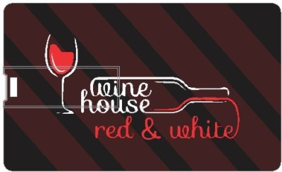 Design Worlds Wine House DWPC87327 8 GB Pen Drive