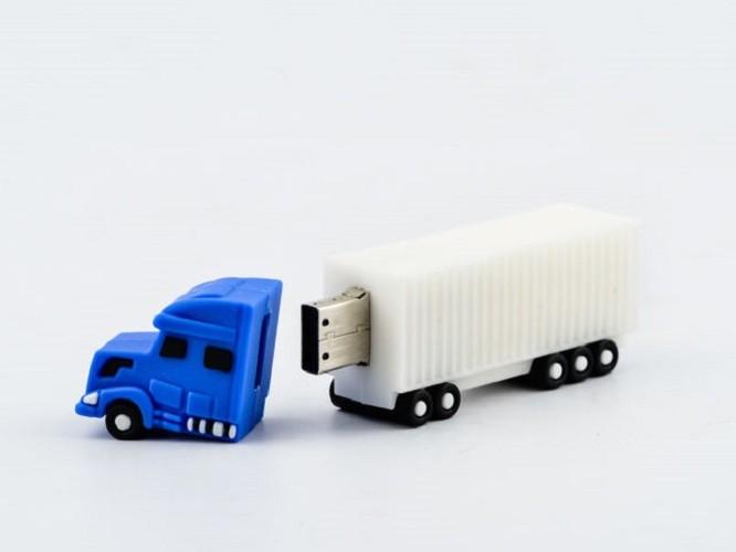 View XElectron Truck Shape 16 GB Pen Drive(Multicolor) Price Online(XElectron)