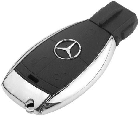View Quace Mercedes Key 8 GB Pen Drive(Multicolor)  Price Online