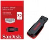 SanDisk (PACK OF 2) 32 GB Pen Drive (Bla...