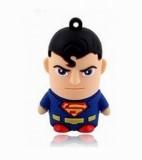Storme Superman 16 GB Pen Drive (Red, Bl...