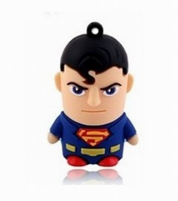 Storme Superman 16 GB Pen Drive(Red, Blue) at flipkart