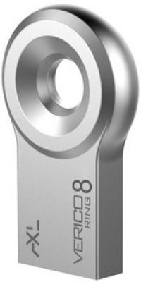 AXL Verico Ring Silver 8 GB Pen Drive