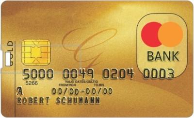 Via Flowers Llp Credit card Shape Pendrive VPC160104 16 GB Pen Drive