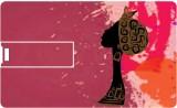 Printland Credit Card Pink PC80508 8 GB ...