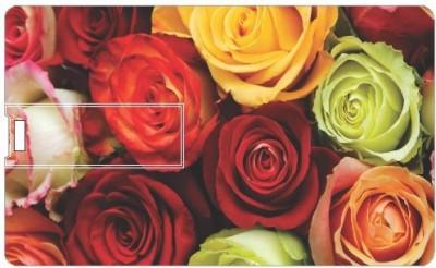 Printland Flowers PC162355 16 GB Pen Drive