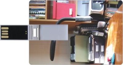 Printland Credit Card Shaped PC82937 8 GB Pen Drive