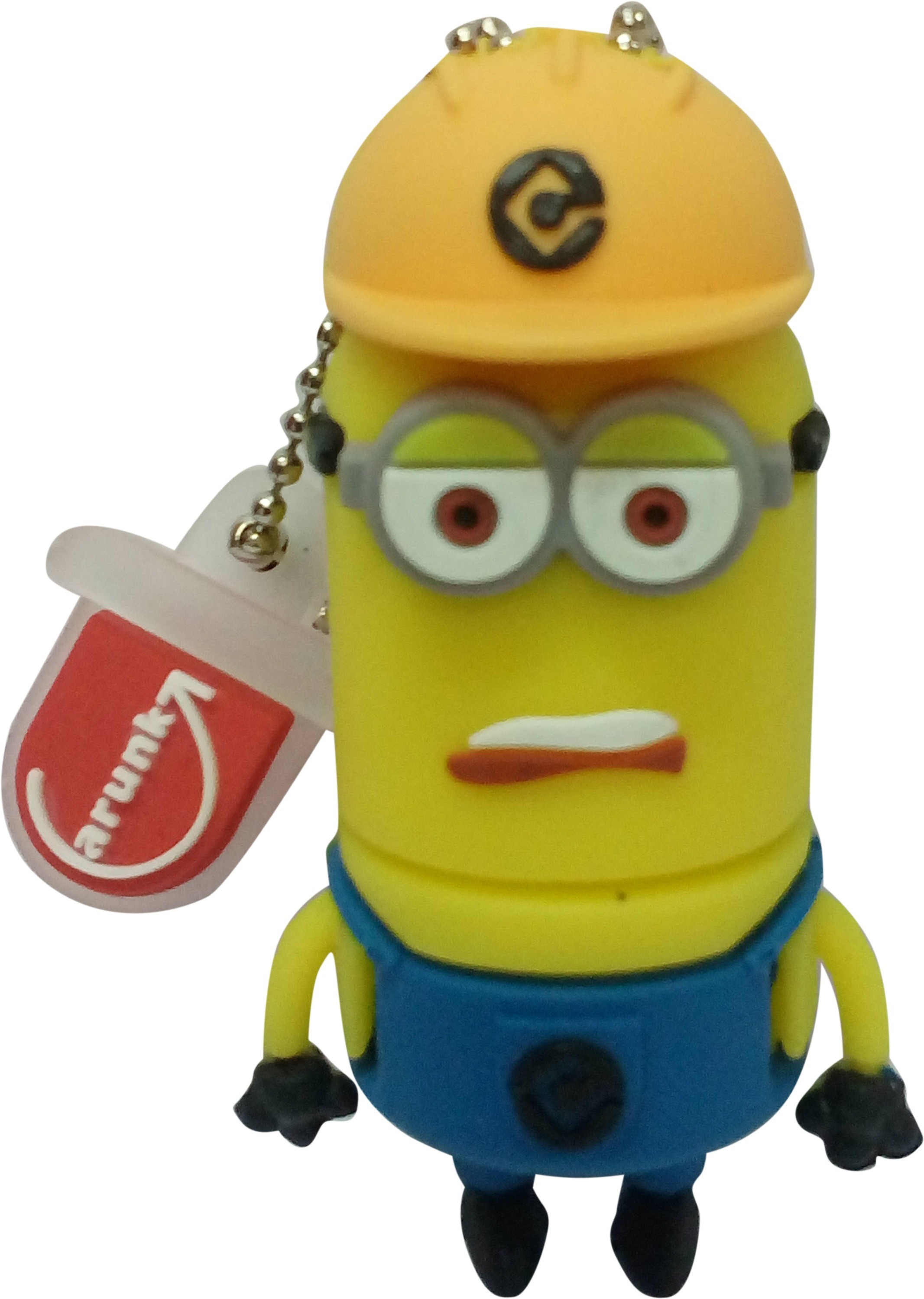 View Vibes P-051 8 GB Pen Drive(Yellow) Price Online(Vibes)