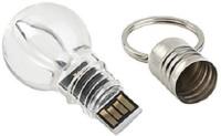 Digitalk Solution Fancy Bulb Shape 8 GB Pen Drive
