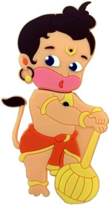 Zeztee Bal Hanuman Cartoon Character Shape 16 GB Pen Drive