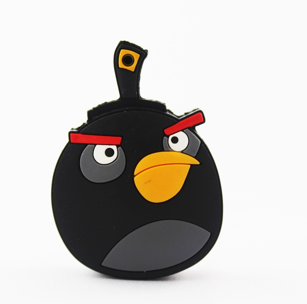 View Shopizone Angry Bird 32 GB Pen Drive(Black, Yellow) Price Online(Shopizone)