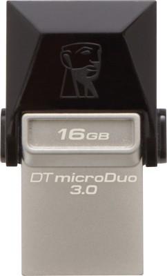 Kingston Data Traveler 3.0 MicroDuo 16 GB OTG Drive
