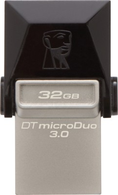 Kingston Data Traveler 3.0 MicroDuo 32 GB OTG Drive