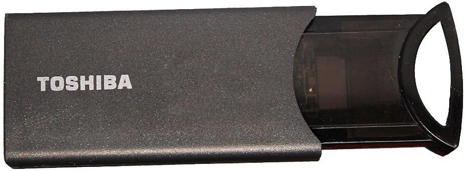 View Toshiba G857X 32 GB Pen Drive(Black) Price Online(Toshiba)