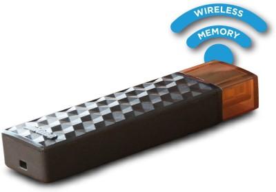 SanDisk Connect Wireless Stick 32 GB Pen Drive(Black)