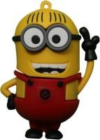 Techwich minion16_yellow 16 GB OTG Drive(Yellow)