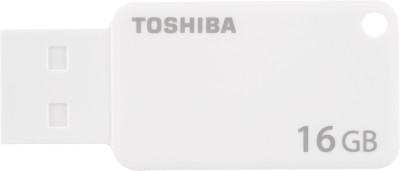 Toshiba U303 16 GB Pen Drive(White)