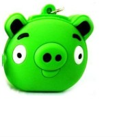 Shrih Waterproof Fancy Designer USB 8 GB Pen Drive(Green)