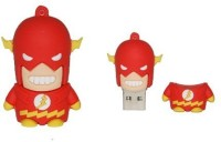 Blue Arrows Flash 16GB 16 GB Pen Drive(Red)