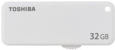 Toshiba U203 32 GB Pen Drive(White) at flipkart