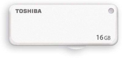 Toshiba U203 16 GB Pen Drive(White)